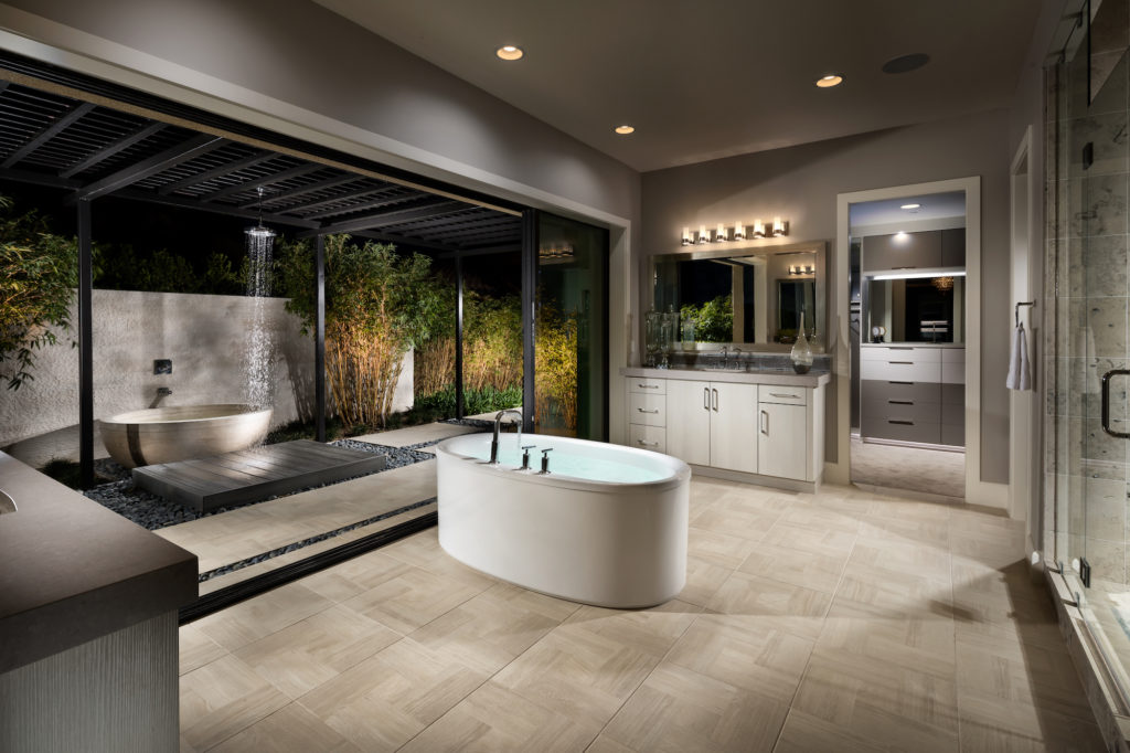 Showers & Tubs